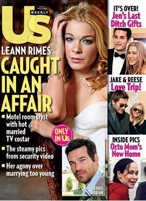 leann rimes caught cheating us magazine cover