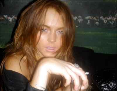 lindsay lohan sam ronson break up