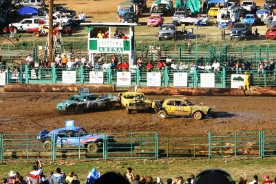 calaveras county fair demolition derby