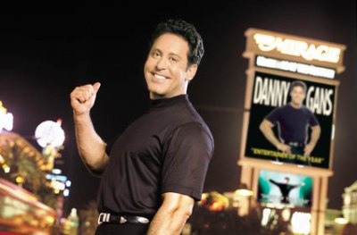 rip danny gans las vegas celebrities