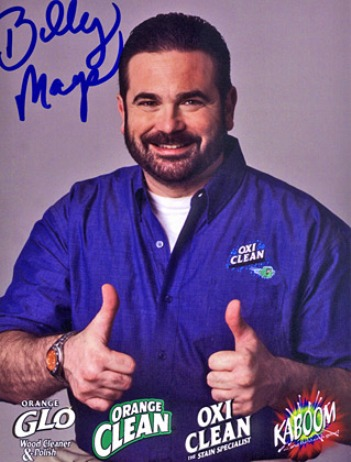 pitchman billy mays found dead