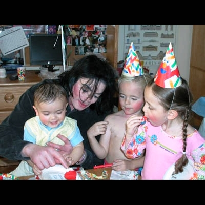 michael jackson kids not his