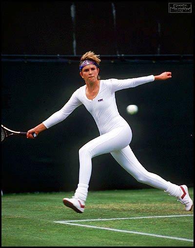 anne white bodysuit wimbledon 1985