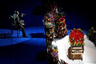 michael jackson casket photo tito sings