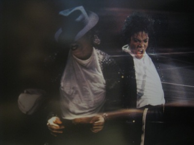 michael jackson memorial booklet back inside cover