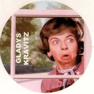 nosy neighbor gladys kravitz