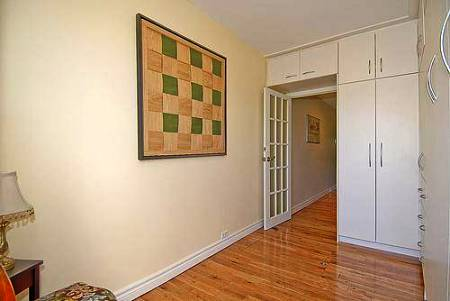 smallest house in brooklyn new york murphy bed up
