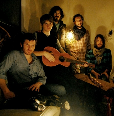 fleet foxes band