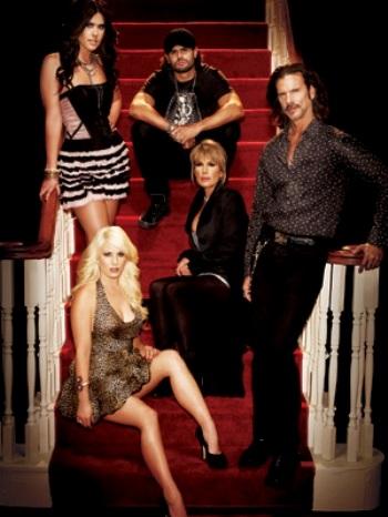 lamas family reality show