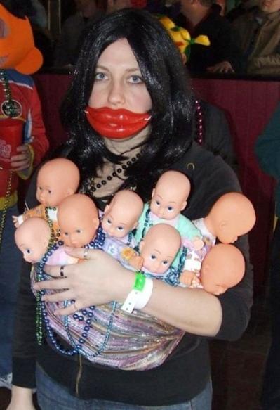 octomom halloween costumes for women