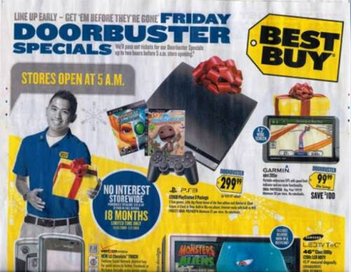 best buy black friday 2009  store hours