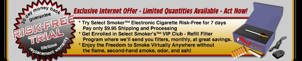 Nicotine Cigarettes