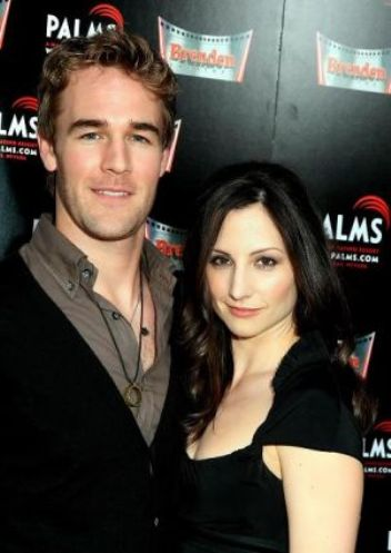 james van der beek costly divorce