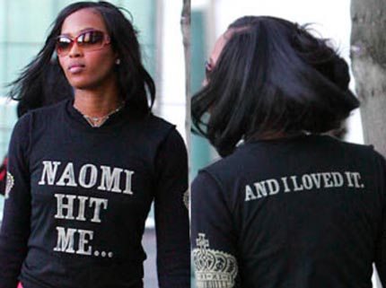 naomi campbell wanted by police