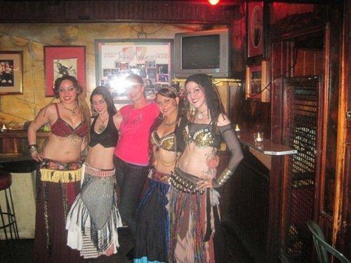 Hollywood Tribal Dance with Hilary Shepherd