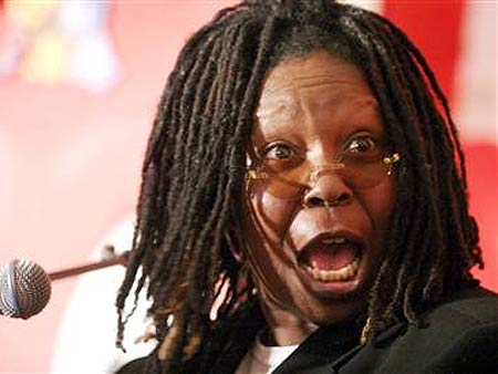 whoopi goldberg defends jesse james