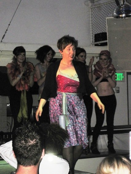 jenne giles fashion show supperclub san francisco jenne giles designer