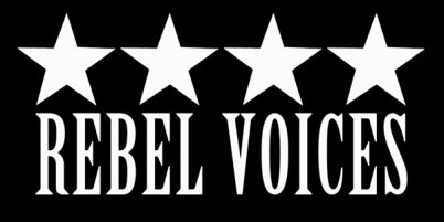 Rebel Voices logo