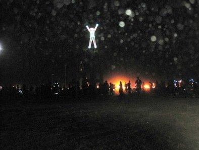 burning man man 2010