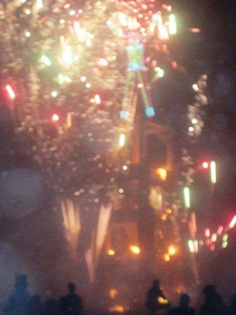 burning man fireworks multi