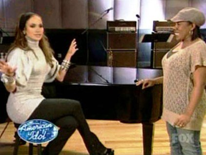 jennifer lopez american idol judge one year