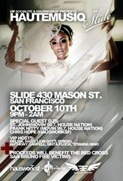 HAUT'E MUSIQ A Night of Fashion