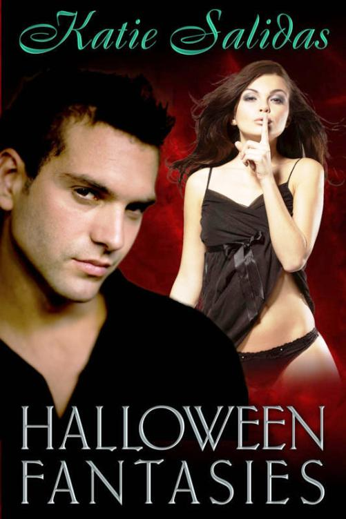 halloween fantasies book cover katie salidas author