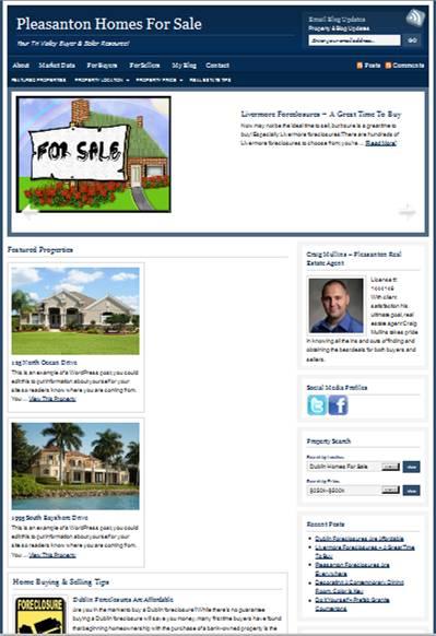 Pleasanton Homes For Sale