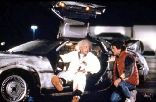 back to the future 25th anniversary