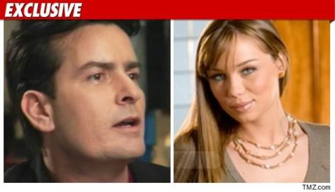 capri anderson to sue charlie sheen