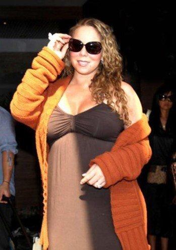 is mariah carey pregnant