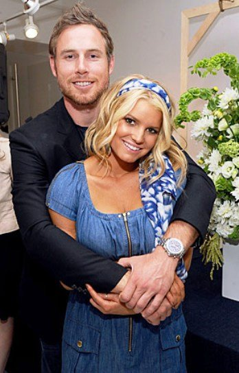 eric johnson jessica simpson