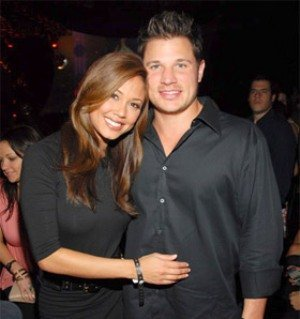 nick lachey vanessa minnillo engaged. Image Source. Related posts: