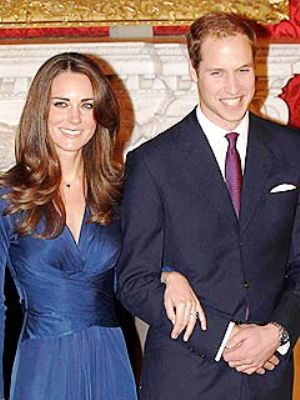 prince william kate middleton engaged