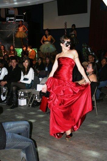 Wonderland Fashion Show Sarah Mock 2