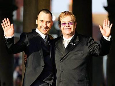 elton john david furnish christmas baby