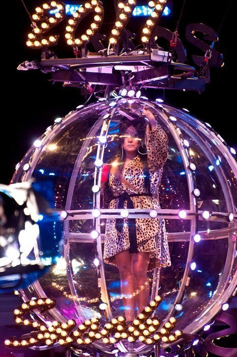 snooki new years eve ball