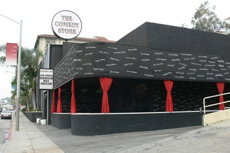 the comedy store los angeles