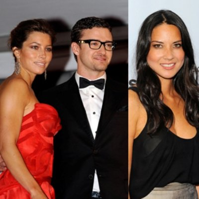 justin timberlake cheating with olivia munn