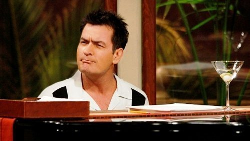 charlie sheen cbs forced rehab