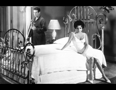 elizabeth taylor paul newman cat hot tin roof