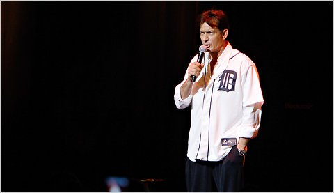 charlie sheen torpedo of truth bombs in detroit