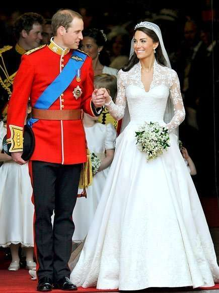 prince william kate middleton marry