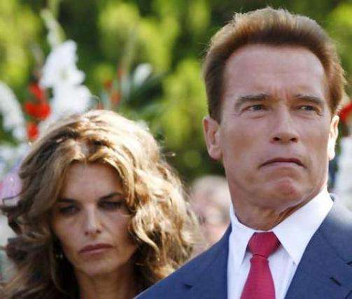 arnold schwarzenegger child outside of marriage