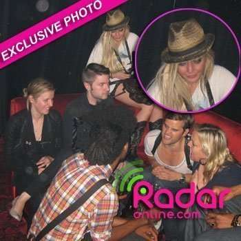 lindsay lohan club altercation