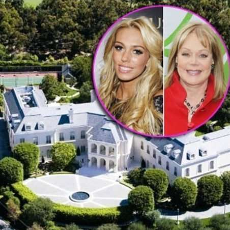 candy spelling sells home to petra ecclestone