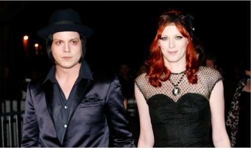 jack white karen elson divorce party