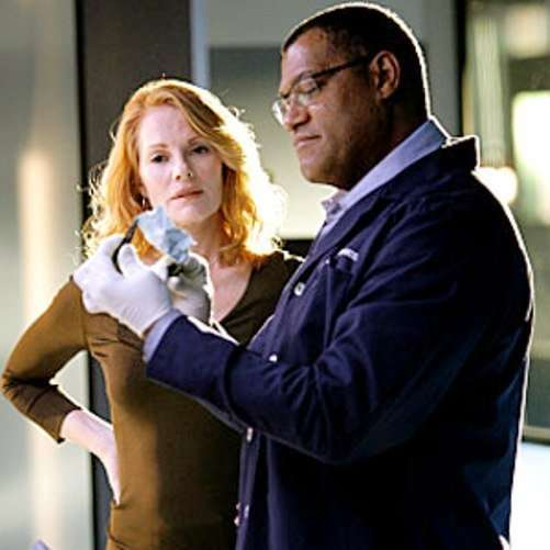 laurence fishburne leaving csi