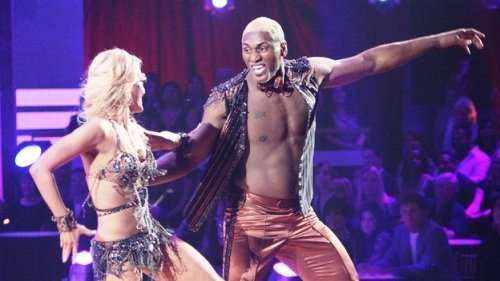 ron artest dwts elimination