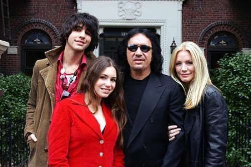 gene simmons shannon tweed married